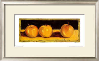 Apple Still Life by Sarah Waldron Pricing Limited Edition Print image