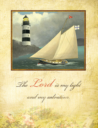 The Lord Is My Light by Martin Wiscombe Pricing Limited Edition Print image