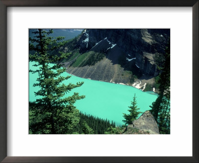 Lake Louise, Alberta, Canada by David Wrigglesworth Pricing Limited Edition Print image