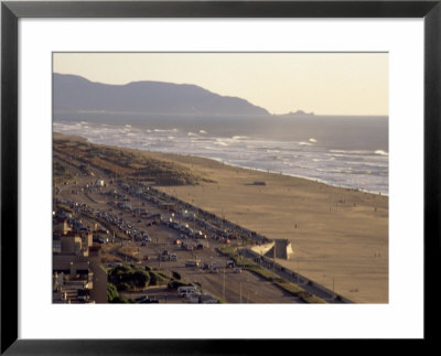 Ocean Beach From Sutro Heights by David Wasserman Pricing Limited Edition Print image