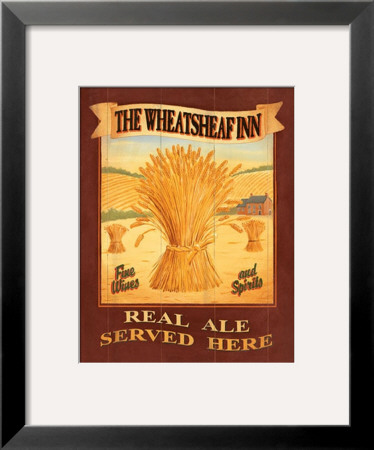 The Wheatshiff Inn by Martin Wiscombe Pricing Limited Edition Print image