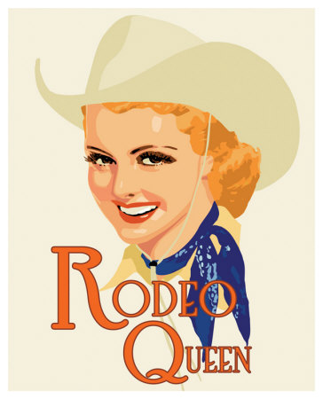 Rodeo Queen by Richard Weiss Pricing Limited Edition Print image