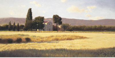 Fields Of Gold by James Wiens Pricing Limited Edition Print image