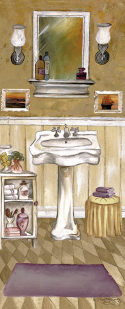 Seaside Bath Iv by Mary Beth Zeitz Pricing Limited Edition Print image