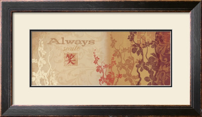 Always Smile by Mary Beth Zeitz Pricing Limited Edition Print image