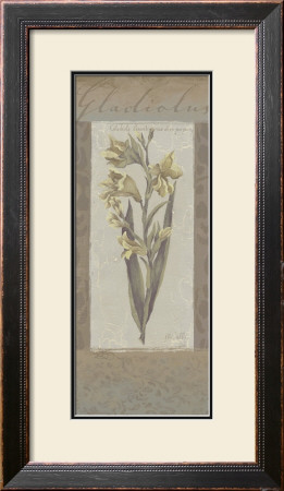 Garden Botanical I by Mary Beth Zeitz Pricing Limited Edition Print image