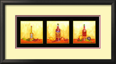 Hot Stuff (H) I by Chariklia Zarris Pricing Limited Edition Print image