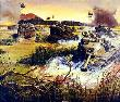 Armor Across Country by James Dietz Limited Edition Print