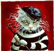 Cat Burglar by Will Bullas Limited Edition Pricing Art Print