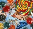 Lady & Lollipop by Joseph Michetti Limited Edition Print