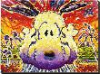 Peanuts: Snoopy, Nobody Barks In L.A. by Tom Everhart Limited Edition Pricing Art Print