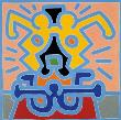 Untitled, 1988 by Keith Haring Limited Edition Pricing Art Print