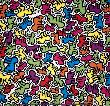 Untitled (1988) by Keith Haring Limited Edition Pricing Art Print