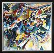 Improvisation Klamm by Wassily Kandinsky Limited Edition Pricing Art Print