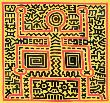 Untitled (1983) by Keith Haring Limited Edition Pricing Art Print