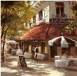 Cafe Berlotti by Brent Heighton Limited Edition Print
