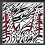 Spots & Stripes by Rita Lerman Limited Edition Print